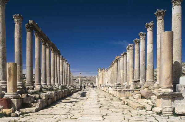 Amman to Jerash and Ajloun