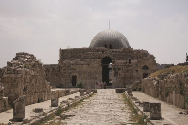 Amman Citadel,Roman Theater and Downtown markets