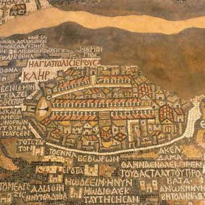 Amman to Baptism site and Dead sea Madaba, Nebo